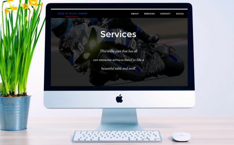 One and Done Website